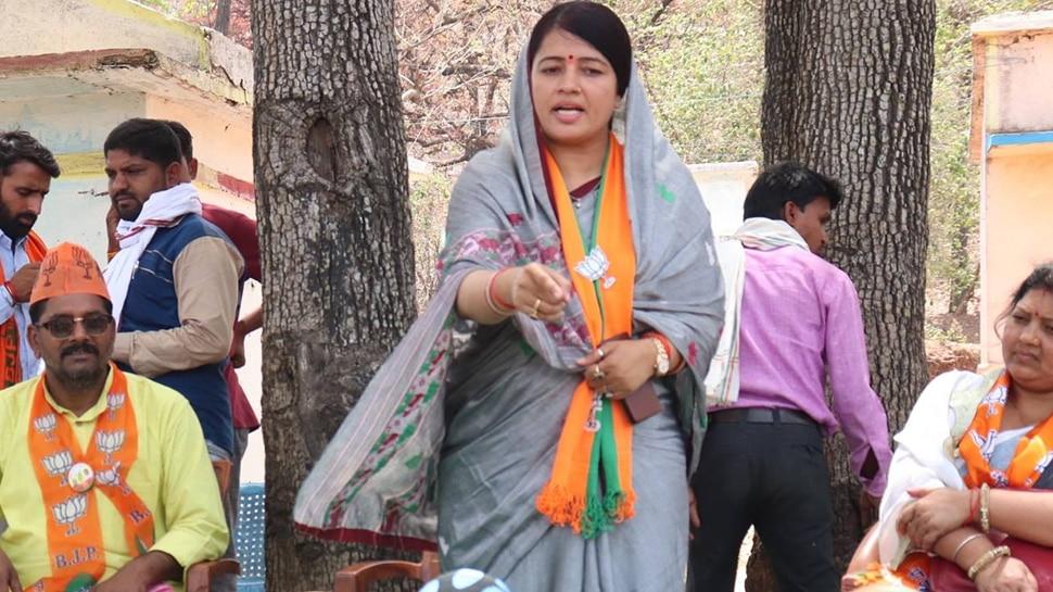 लोकसभा चुनाव 2019: 'कमल' के हाथ में है सीधी की चाबी, कांग्रेस का पंजा 10 सालों से खाली