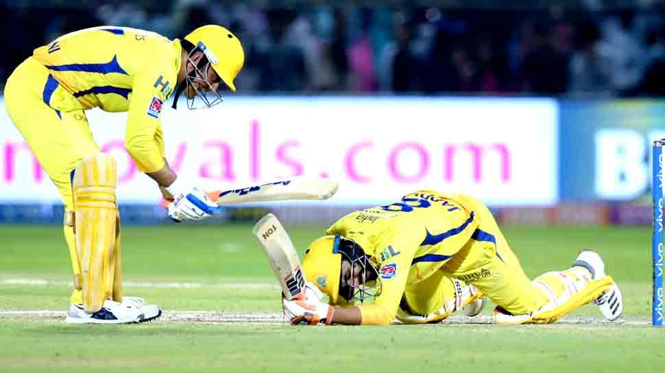 IPL-12: एमएस धोनी और रवींद्र जडेजा बीमार हैं: फ्लेमिंग