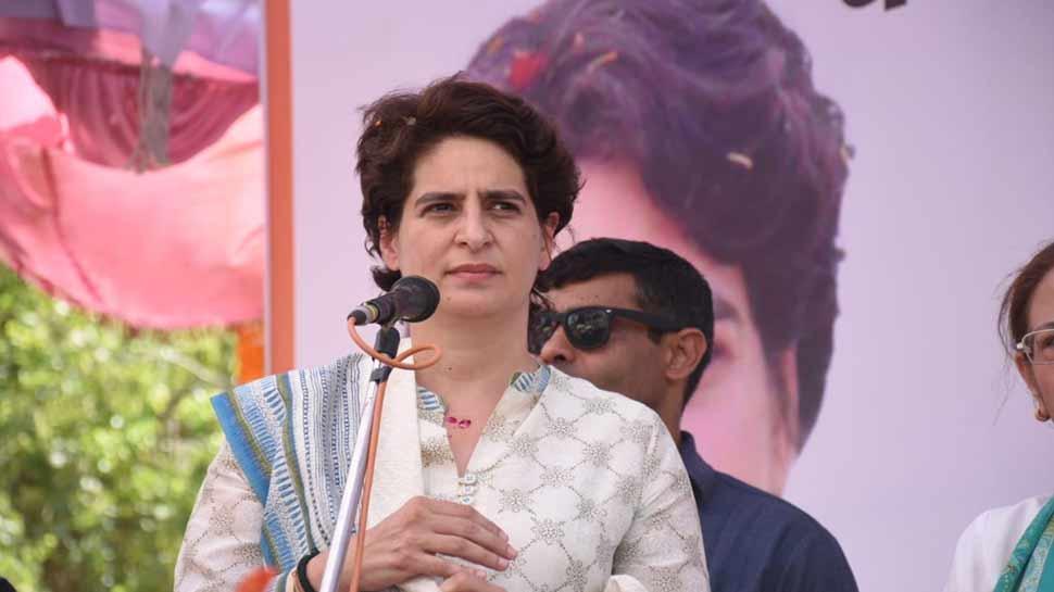 प्रियंका गांधी ने लगाया आरोप, कहा- अपने संसदीय क्षेत्र के एक भी गांव नहीं गए PM मोदी