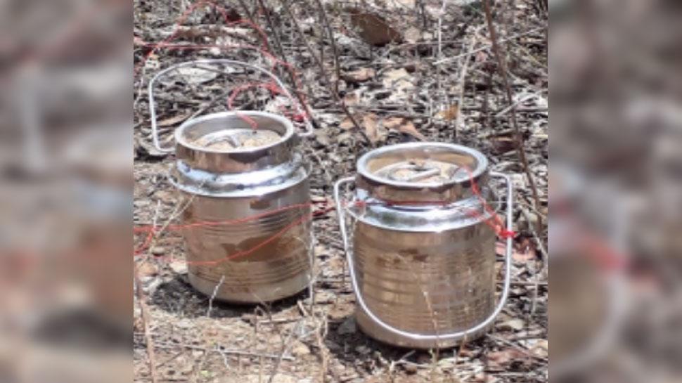 पलामू में नक्सली हमले को किया गया विफल, आईईडी बम बरामद, 29 अप्रैल को होगा मतदान