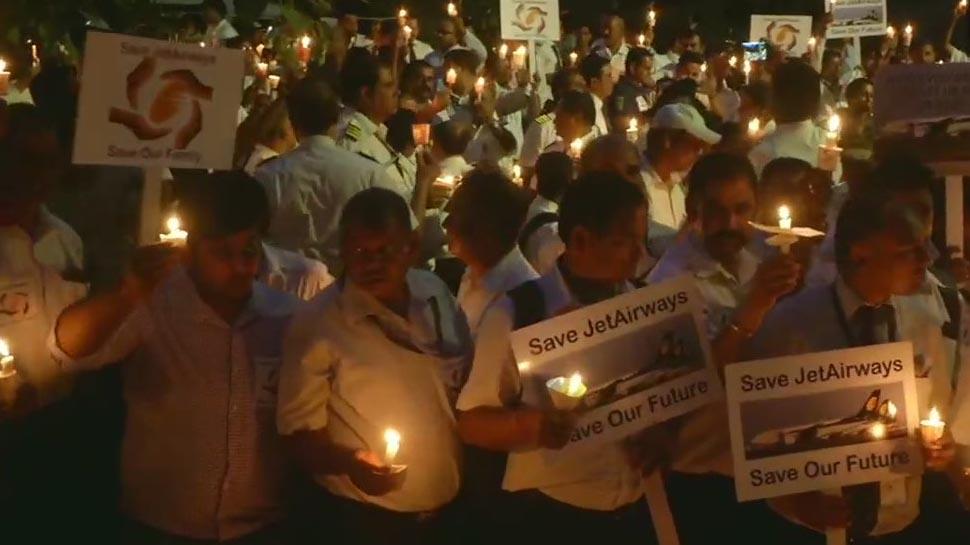 महाराष्ट्र: जेट एयरवेज के कर्मचारी ने चार मंजिला इमारत से कूदकर की आत्महत्या