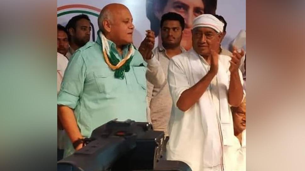 मतदान से 2 दिन पहले MP में BJP को बड़ा झटका, पूर्व विधायक कांग्रेस में शामिल