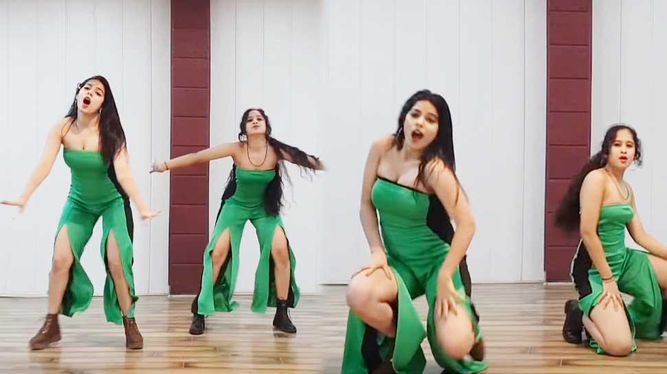 अपने जबरदस्त डांस से इन लड़कियों ने लोगों को बनाया अपना दीवाना, वायरल हुआ VIDEO