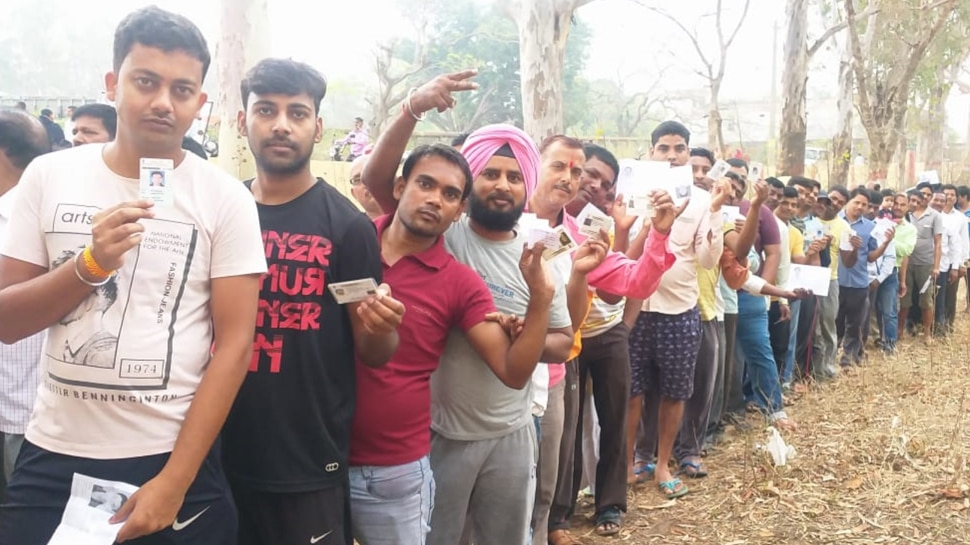 लोकसभा चुनाव 2019: झारखंड की तीन सीटों पर 63.41 फीसदी वोटिंग, सबसे अधिक पलामू में हुआ मतदान