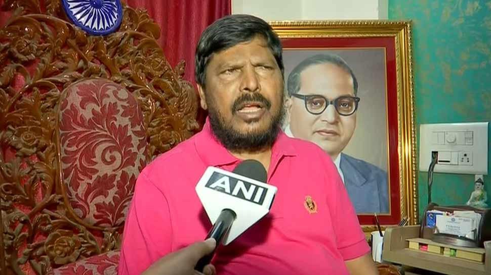 रामदास अठावले का दावा, भोपाल से साध्वी प्रज्ञा को उम्मीदवार बनाकर BJP ने की सबसे बड़ी गलती