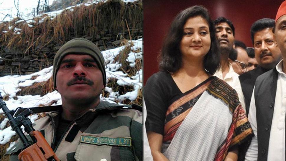 वाराणसी: सपा ने पीएम मोदी के खिलाफ शालिनी की जगह पूर्व बीएसएफ जवान तेज बहादुर को दिया टिकट
