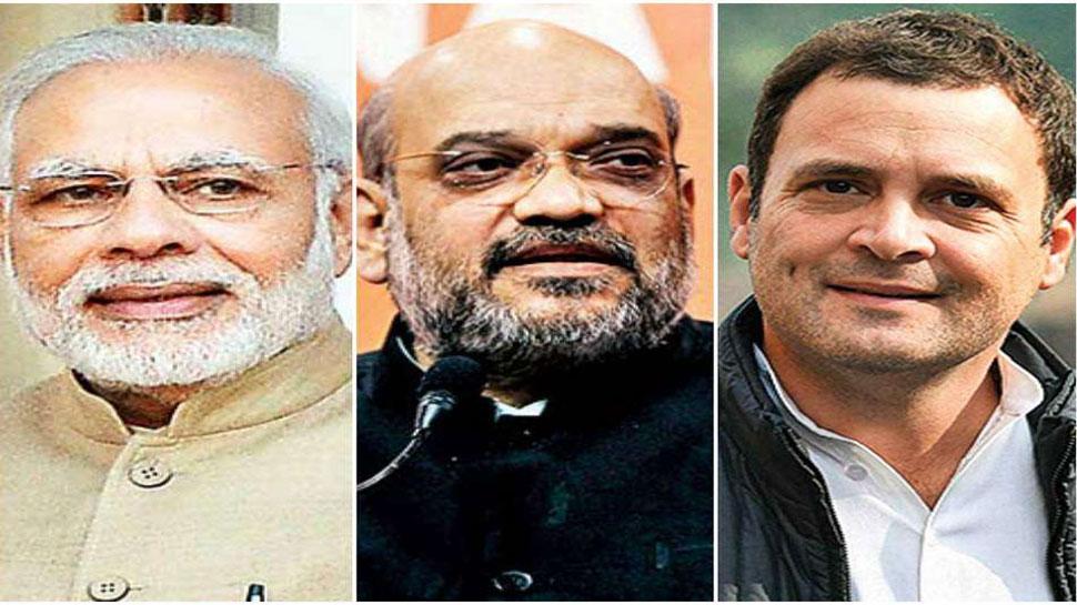 मोदी, राहुल, शाह के कथित आचार संहिता उल्लंघनों पर आज होगा फैसला: चुनाव आयोग