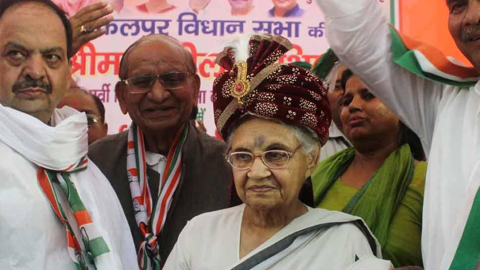 """पूर्व CM शीला दीक्षित का दावा, """"दिल्ली की सातों सीटों पर जीत हासिल करेगी कांग्रेस'"""