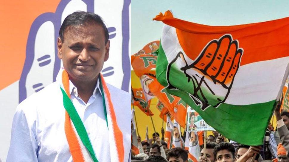 राजस्थान: राष्ट्रपति रामनाथ कोविंद को लेकर कांग्रेस के नेता ने फिर दिया विवादित बयान