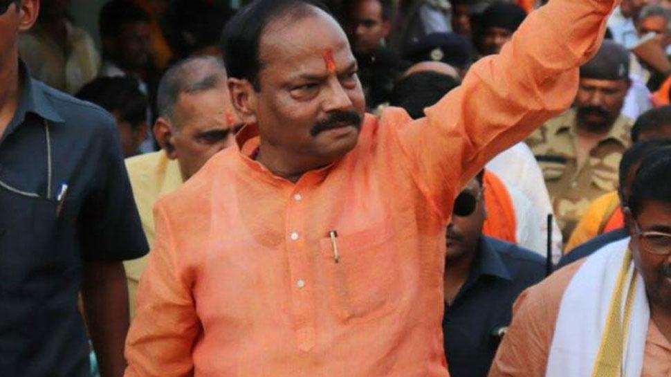 रांची: रघुवर दास ने साधा पर विपक्ष निशाना, कहा- 'खजाने पर हाथ का पंजा नहीं पहुंच रहा है.