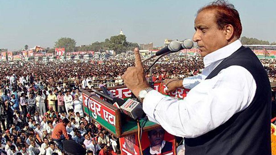 आजम खान के नहीं रुक रहे बिगड़े बोल, चुनाव आयोग ने फिर लगाया 48 घंटे का बैन