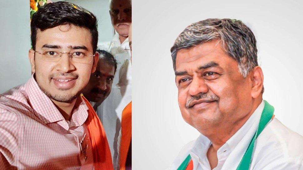 बेंगलुरु दक्षिण: अनंत कुमार के रण में कांग्रेस के हरिप्रसाद के सामने BJP ने लगाया युवा पर दांव