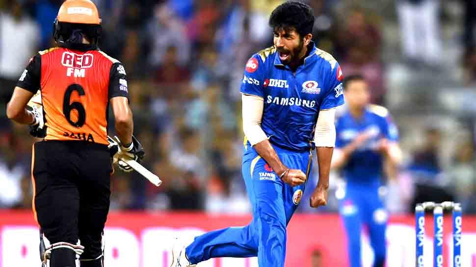 IPL-12: मुंबई सुपर-ओवर में जीता; हैदराबाद को 7 गेंदों में मात दी, जानें हर बॉल का हाल
