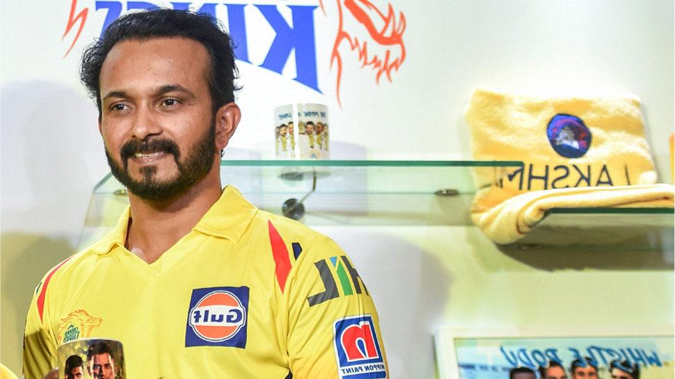 IPL 12: चेन्नई को तगड़ा झटका, केदार जाधव आईपीएल के इस सीजन से बाहर!