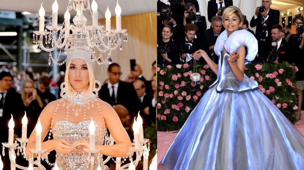 celebs looks stunning at Met Gala 2019