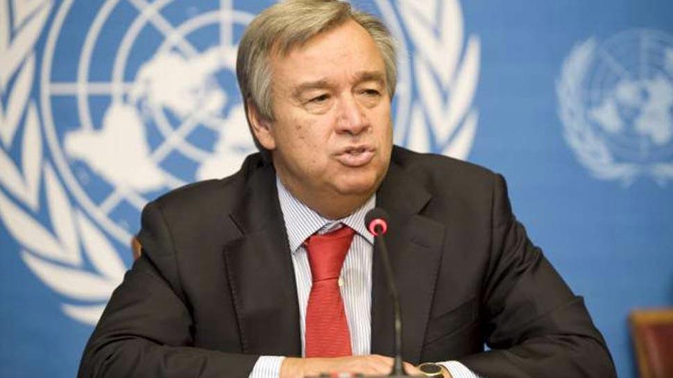 आतंकवाद के खात्मे के लिए भारत ने दिए 250,000 अमेरिकी डॉलर, UN प्रमुख ने कहा- वाह