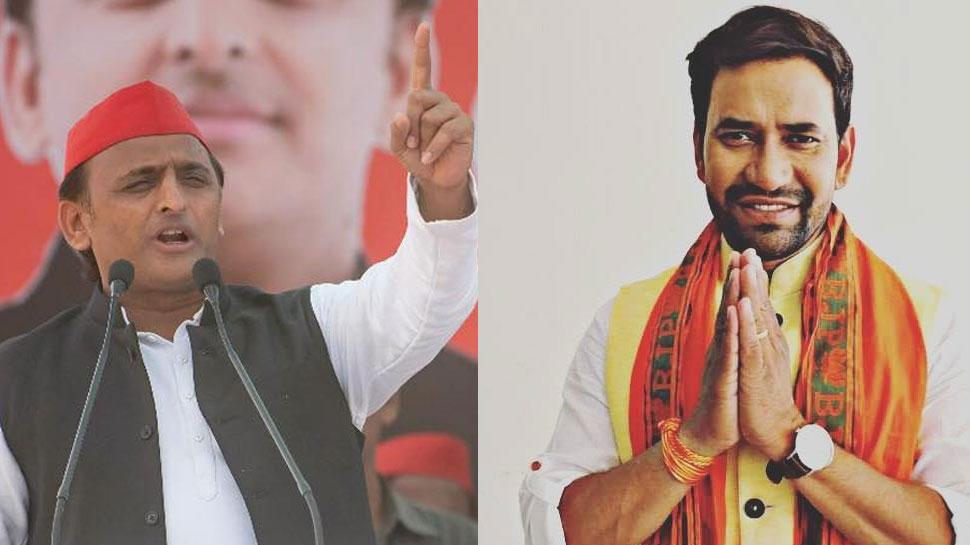 आजमगढ़ में 'निरहुआ' के सामने अपने फिल्मी करिश्मे को वोटों में तब्दील करने की चुनौती