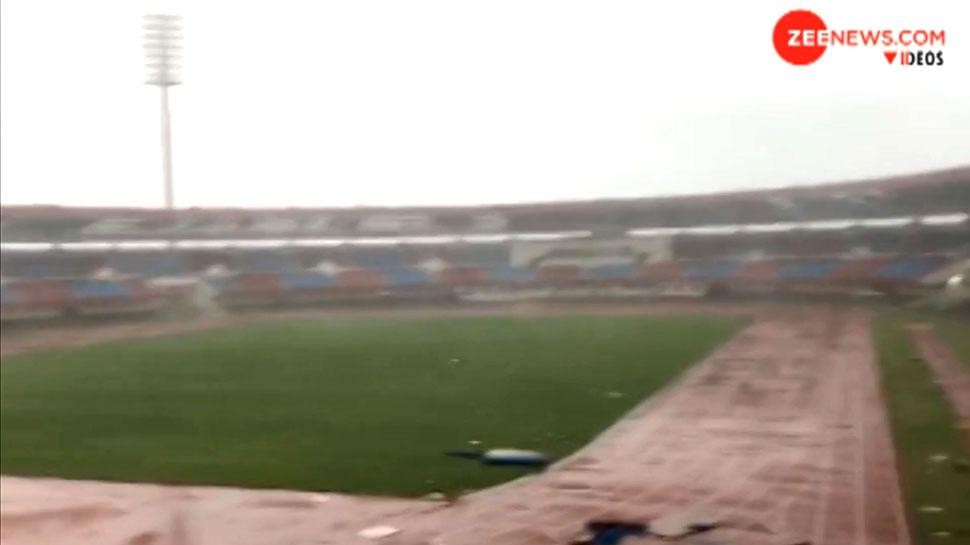 चक्रवात फोनी से कलिंगा स्टेडियम को मामूली नुकसान, भुवनेश्वर में ही होगा हॉकी टूर्नामेंट