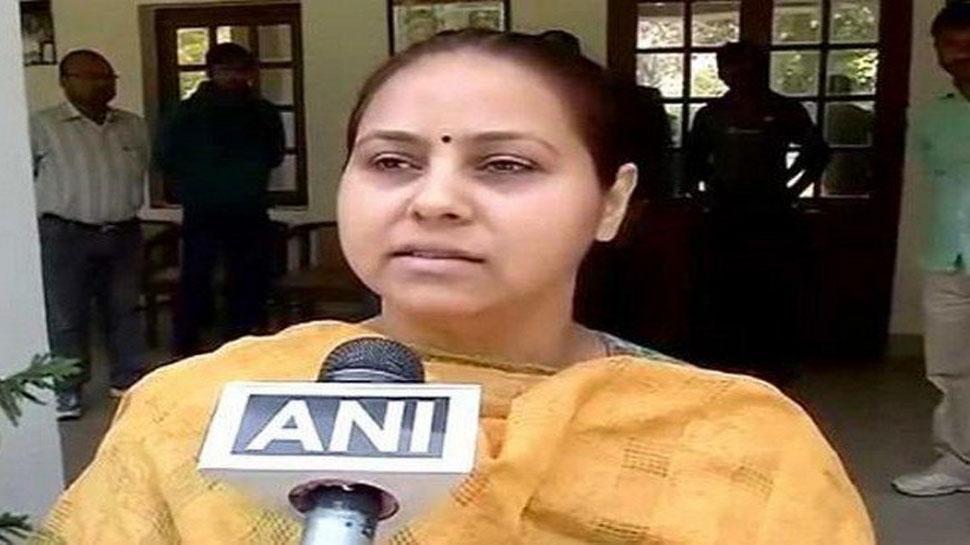 आरएसएस के इशारे पर एनडीए गठबंधन खत्म कर देगी आरक्षण: मीसा भारती