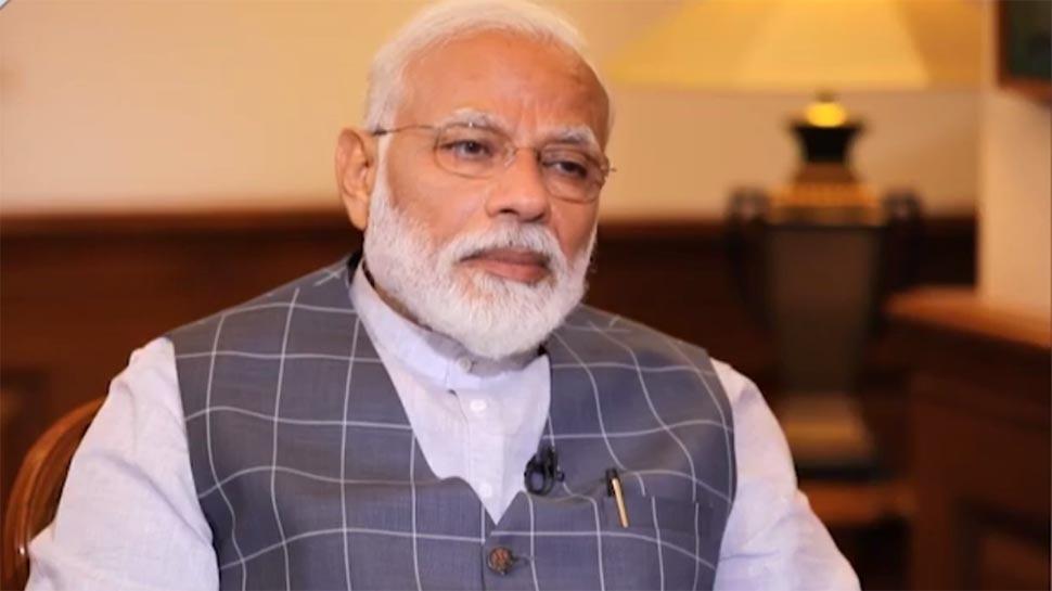 EXCLUSIVE, युद्ध समस्या का समाधान नहीं, लेकिन शांति निर्बल लोगों को नहीं मिलती: PM मोदी