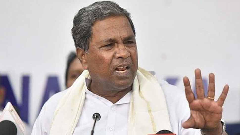 सिद्धारमैया का पलटवार, 'कोई भी विधायक कांग्रेस छोड़कर बीजेपी में नहीं जाएगा'