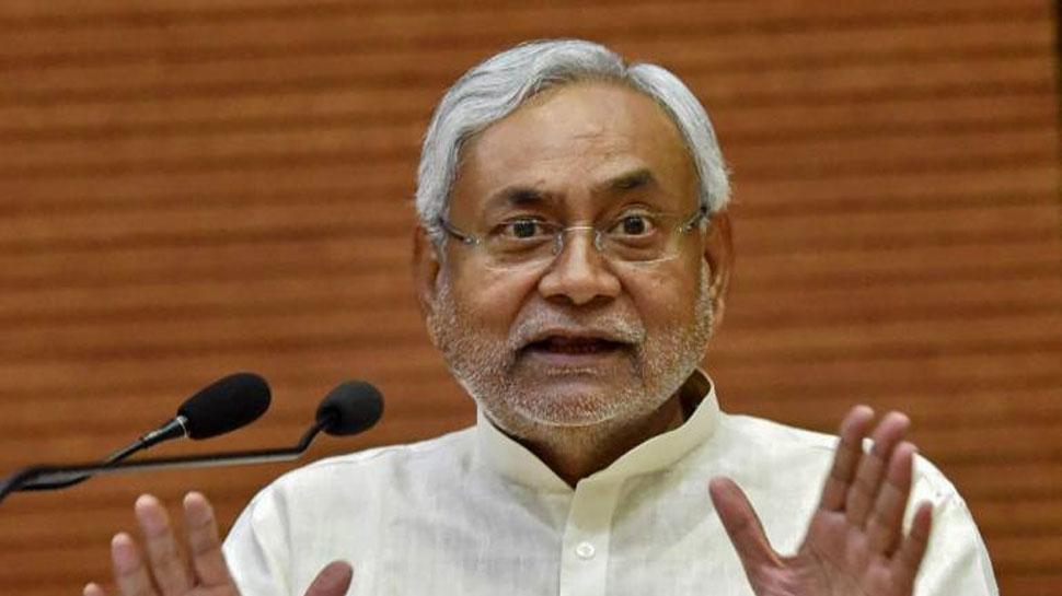 नीतीश कुमार ने कहा- किसी राजनीतिक दल की औकात नहीं कि खत्म कर दे आरक्षण