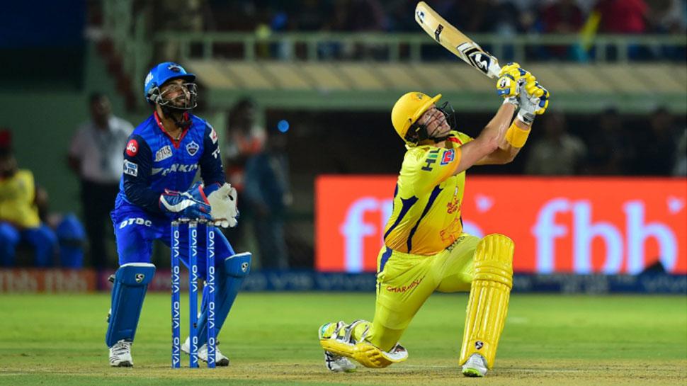 IPL 2019: चेन्नई ने 8वीं बार फाइनल में बनाई जगह, दिल्ली को दिखाया बाहर का रास्ता