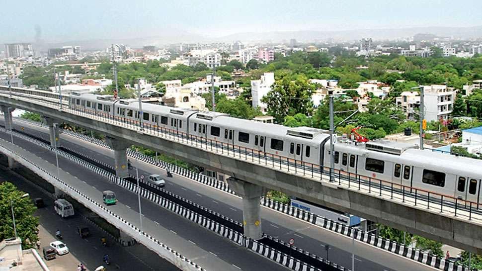 जयपुर मेट्रो फेज 1-B की राह हुई साफ, चांदपोल से बड़ी चौपड़ के बीच दौड़ेगी मेट्रो