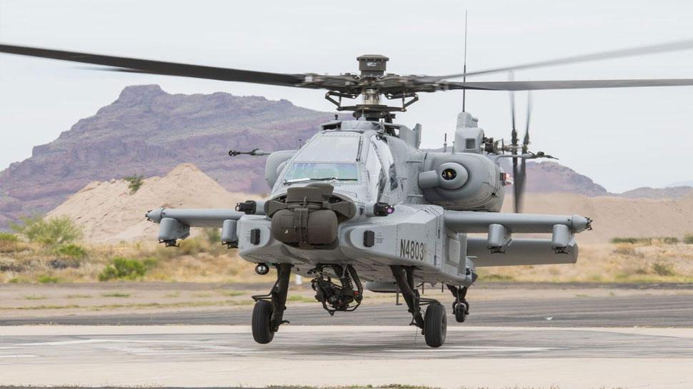 भारतीय वायुसेना में शामिल हुआ दुनिया का सबसे खतरनाक हेलीकॉप्टर, चीन-पाकिस्तान सीमा की करेगा पहरेदारी