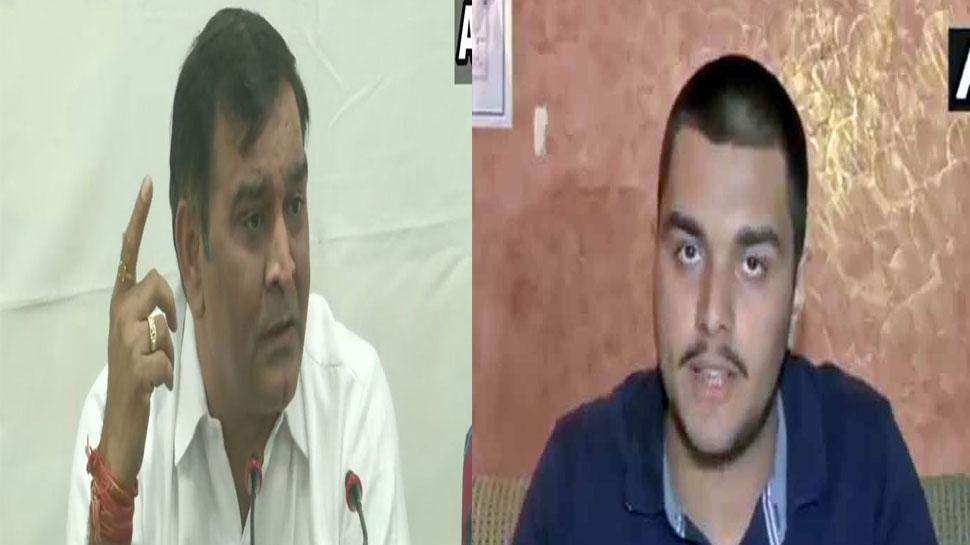 दिल्ली: AAP प्रत्याशी पर बेटे ने लगाया पैसे देकर टिकट खरीदने का आरोप, पिता ने किया इनकार