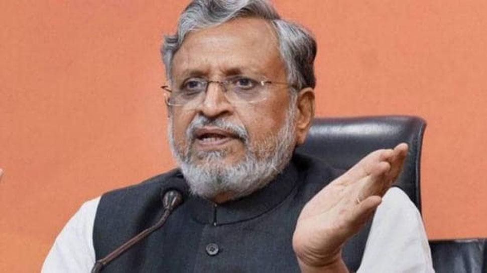 बाढ़, सूखा पीड़ितों को RJD-Congress के शासनकाल में नहीं मिलती थी राहत: सुशील मोदी