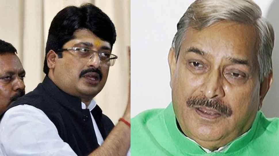 यूपी: कांग्रेस के कद्दावर नेता प्रमोद तिवारी और बाहुबली राजा भैया नजरबंद