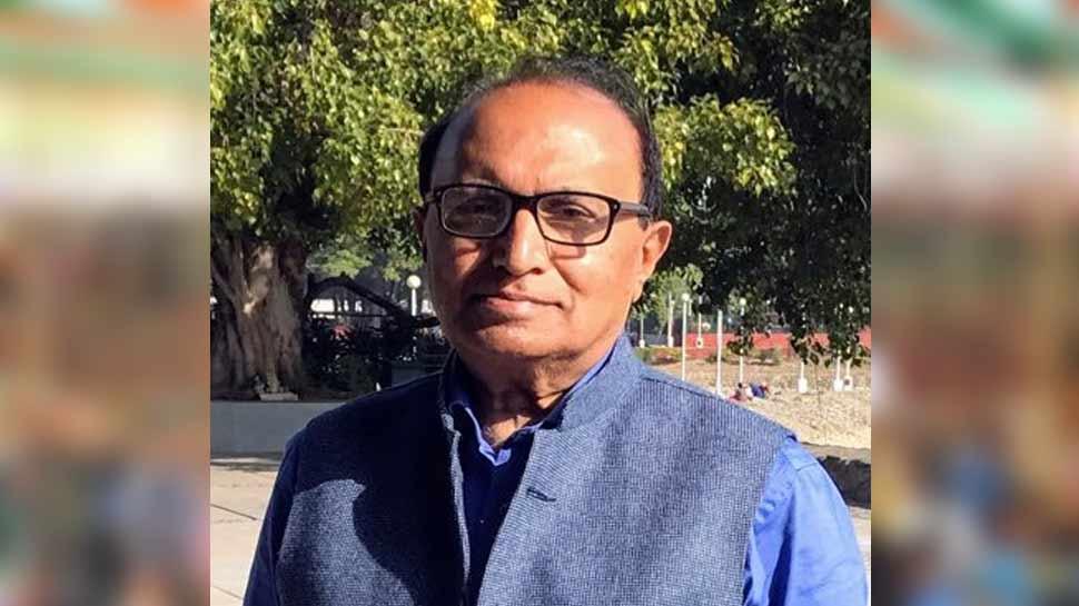 BJP बोली, 'कांग्रेस की आंदोलन की घोषणा केवल खिसियाहट से भरा कदम'