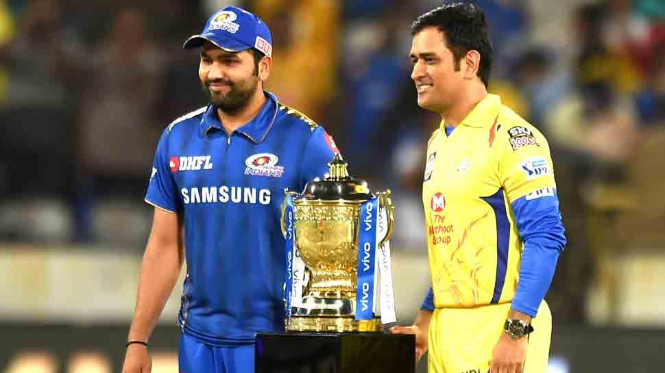 IPL-12: रोहित शर्मा ने तोड़ा धोनी का तिलिस्म, IPL के चारों खिताब धोनी को हराकर जीते