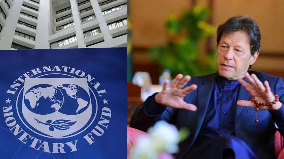 पाकिस्तान की गिड़गिड़ाहट से पसीजा IMF का दिल, मिलेगी 6 अरब डॉलर की खैरात
