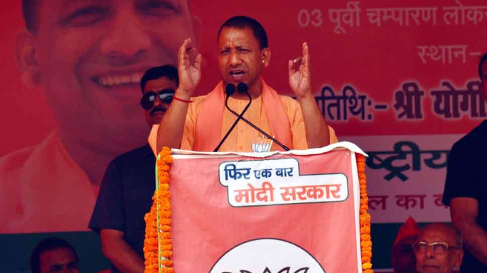 CM योगी की चुनावी महाभारत में राहुल गांधी हैं दुर्योधन और रॉबर्ट वाड्रा दुःशासन