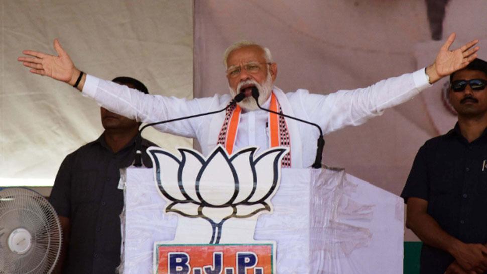 नामदार भाषण की शुरुआत ही गाली से करते हैं, देश गालीपंथी से चलेगा या राष्ट्रभक्ति से: PM मोदी
