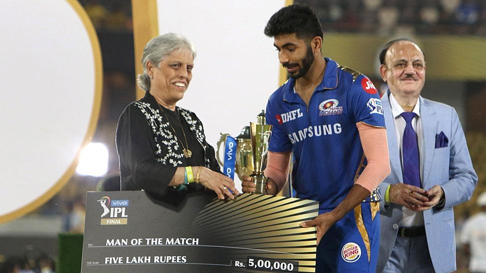 IPL 2019: जसप्रीत बुमराह आज के समय में दुनिया के बेहतरीन गेंदबाज: तेंदुलकर
