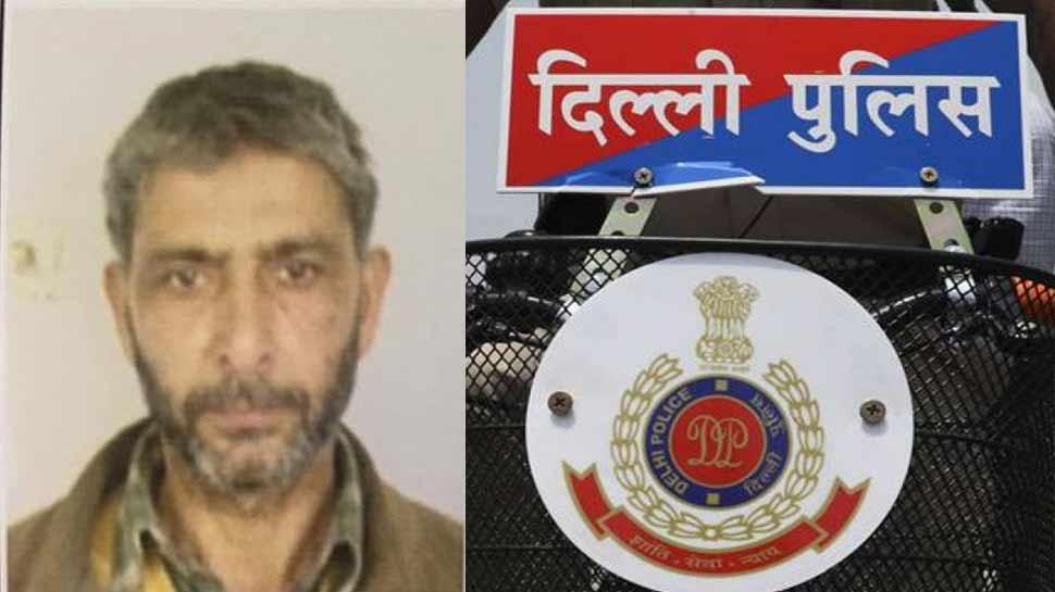 दिल्ली पुलिस ने जैश-ए-मोहम्मद के कुख्यात आतंकी को श्रीनगर जाकर दबोचा, आज दिल्ली लाया जाएगा