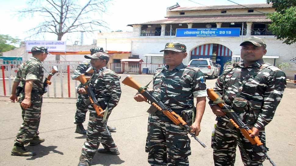 पश्चिम बंगाल में चुनाव के सातवें चरण में तैनात होंगी केंद्रीय बलों की 710 कंपनियां