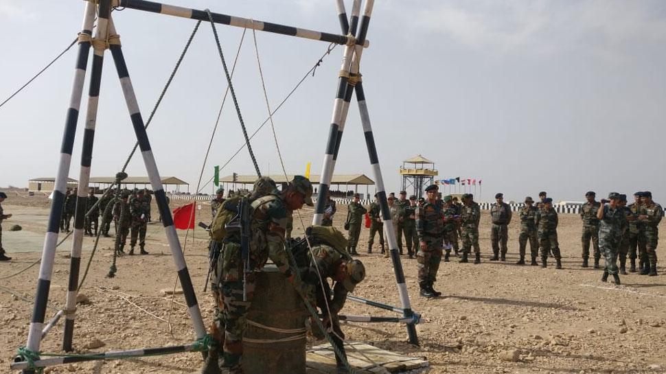 भारत पहली बार करेगा अंतरराष्ट्रीय सैन्य खेलों की मेजबानी, जैसलमेर में दिखेगा रणकौशल