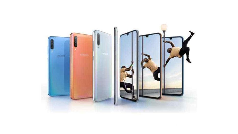 SAMSUNG ने 70 दिनों में 50 लाख A-सीरीज स्मार्टफोन बेचे, कुल कीमत 7000 करोड़ रुपये
