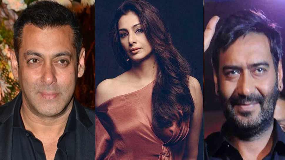तब्बू ने अजय देवगन और सलमान खान के बारे में खोला ये राज, कहा- मेरे परिवार की तरह...
