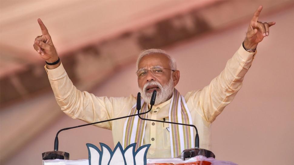 PM मोदी का RJD पर हमला, कहा- दशकों शासन के बाद बिहार को बदनामी के सिवा दिया ही क्या
