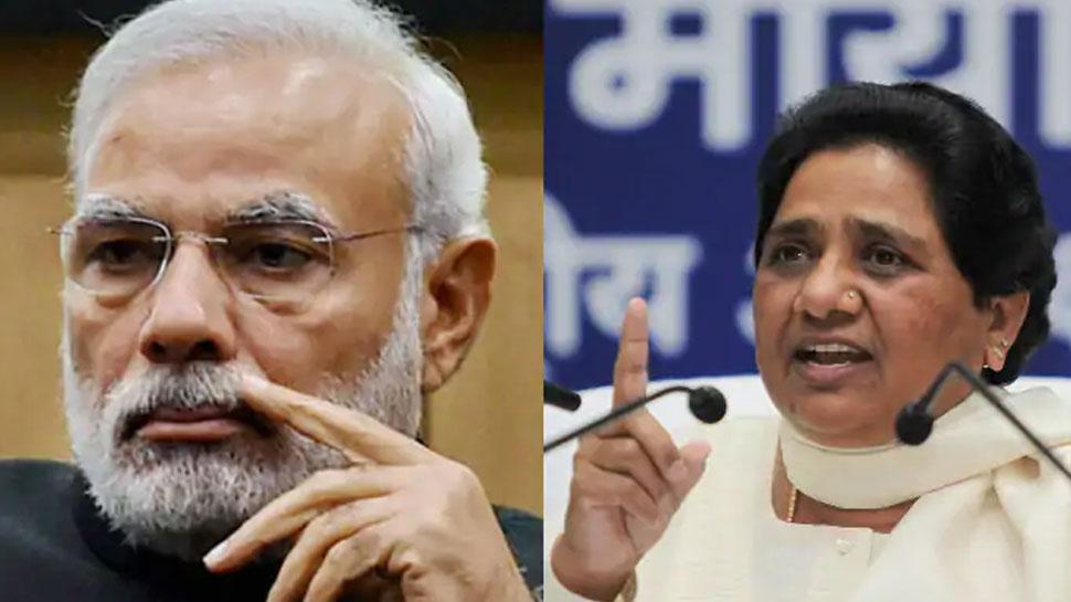 मायावती का पलटवार, 'PM मोदी मुझसे ज्यादा दिन CM रहे, लेकिन उनकी विरासत में सांप्रदायिकता का धब्बा है'
