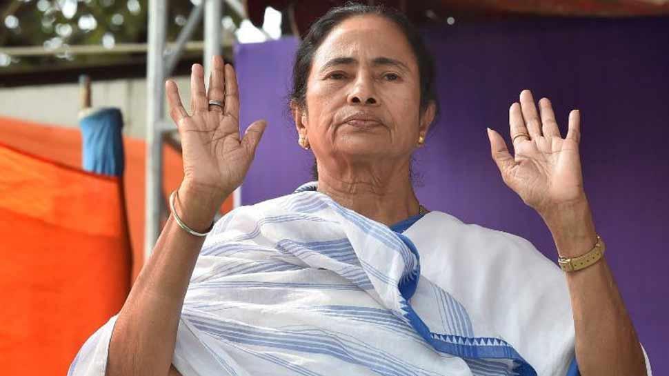 ममता बनर्जी की बीजेपी को खुलेआम धमकी, 'किस्मत अच्छी है मैं शांत होकर बैठी हूं'