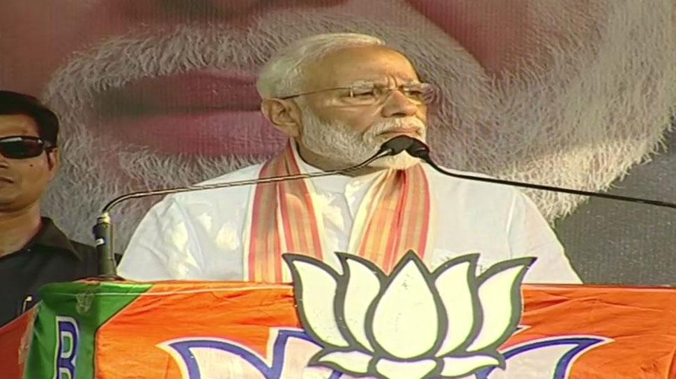 पीएम मोदी ने साधा ममता बनर्जी पर निशाना, कहा- 'पश्चिम बंगाल में आपातकाल जैसे हालात'