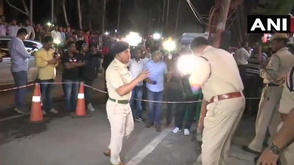 गुवाहटी में जू रोड पर मॉल के बाहर धमाका, 6 लोग घायल; सर्च ऑपरेशन जारी