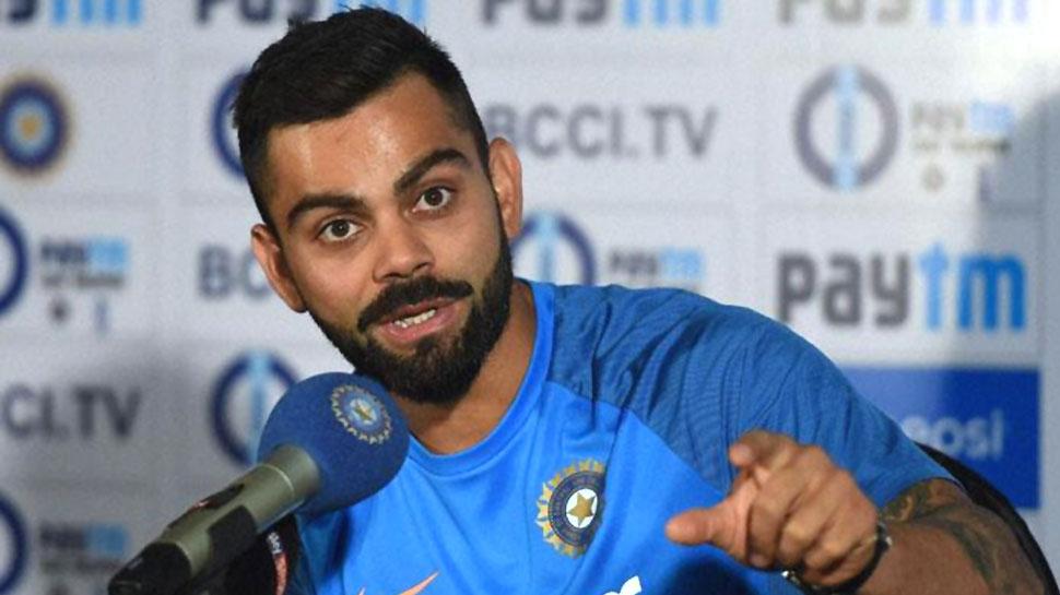 World Cup 2019: कोहली बोले, वर्ल्ड कप में रणनीतिज्ञ की भूमिका में होंगे धोनी और रोहित