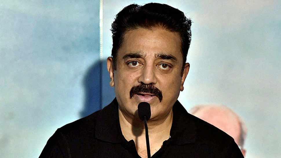 'हिंदू आतंकी' वाली टिप्पणी पर कमल हासन ने दायर की अग्रिम जमानत याचिका